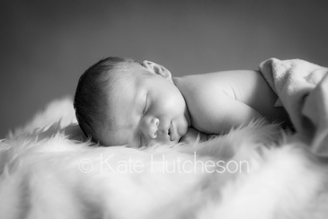 Newborn sleeping, Nashville newborn photography
