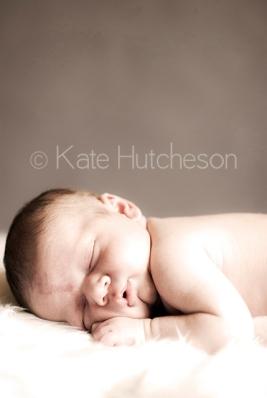 Newborn sleeping, Nashville newborn photography