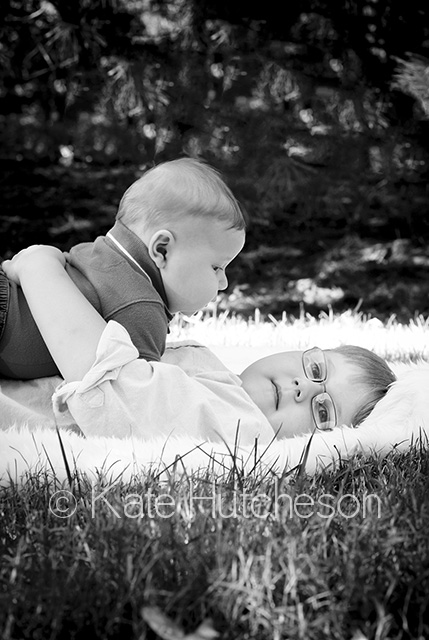 two brothers- Nashville child photographer