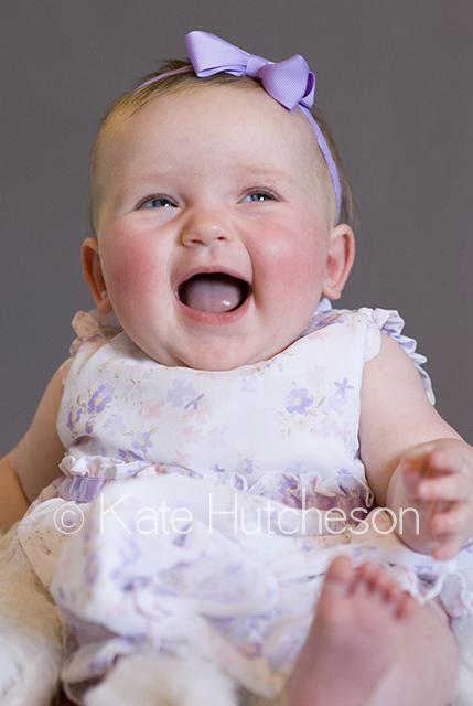 big baby laugh