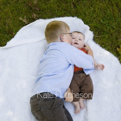 two brothers- Nashville Child Photography