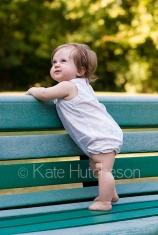 baby outdoors- Nashville baby photographer
