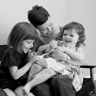 Nashville photographer- mom with 2 girls