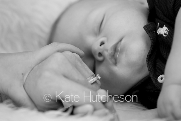 Nashville Photographer- baby and hands