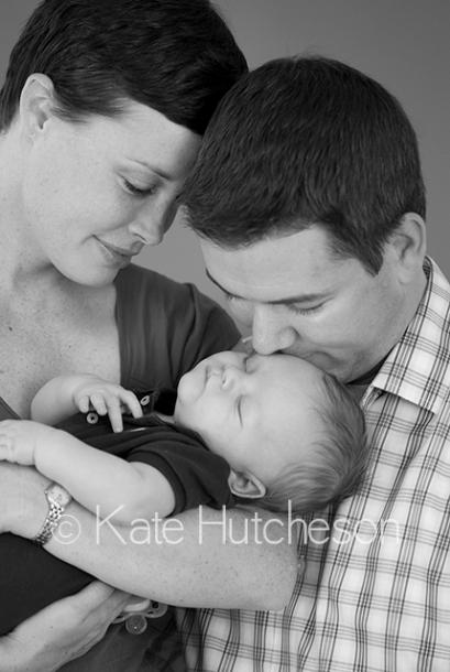 Nashville Photographer- Mom, Dad, Baby
