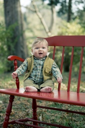 baby outdoorsman